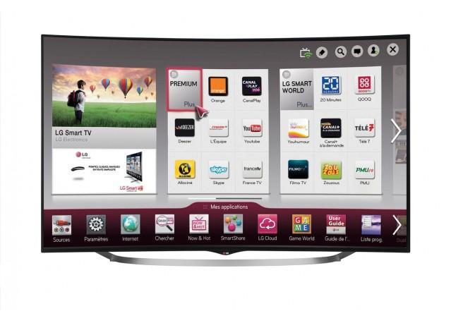 Television 1cm
